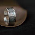 1e gehalte zilver_sterling zilver_925 zilver_ ring_profiel_walsen_structuur_glad_gladde _rand_band_ronddraad_gousdmid_edelsmid_ Breda_sieraden_handgemaakt